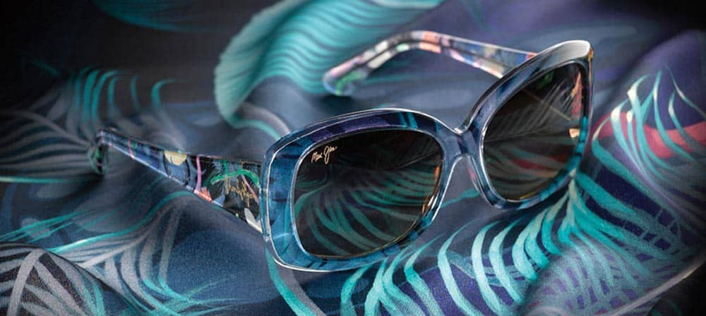 Maui Jim Silk Crystal at Europtics Cherry Creek North