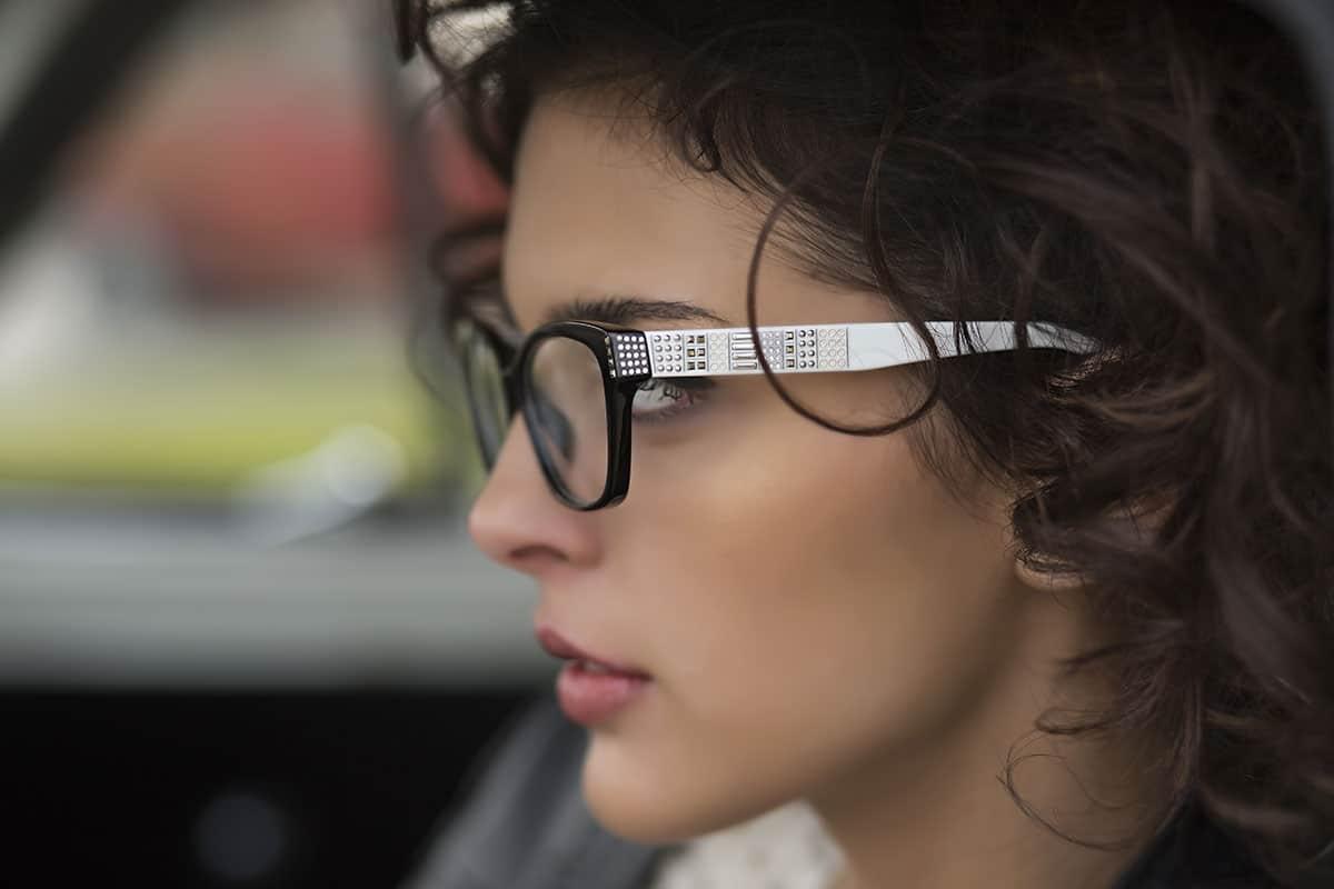 Sospiri eyeglasses now at Europtics - Denver, CO
