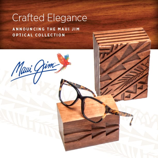 Maui Jim Optical Collection